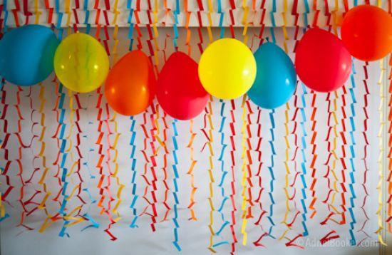 Decorazioni e addobbi per feste di compleanno for Decorazioni feste