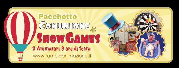 show-games-comunione